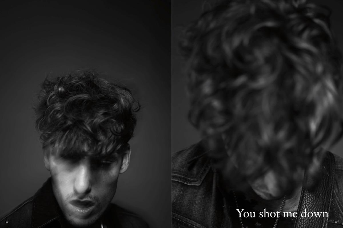 You Shot Me Down