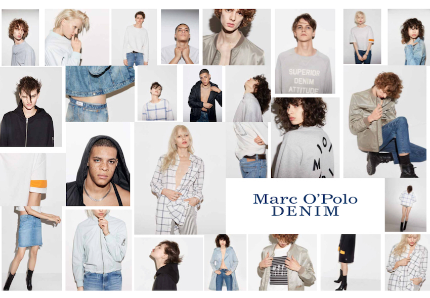 Marc O'Polo Denim Campaign/w Cameron Mc Cool