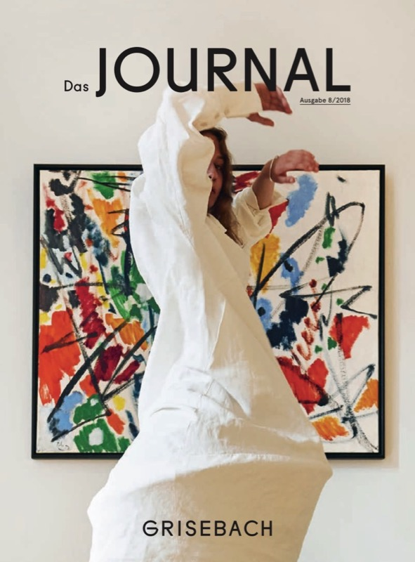 Griesebach Journal /w Patrick Bienert