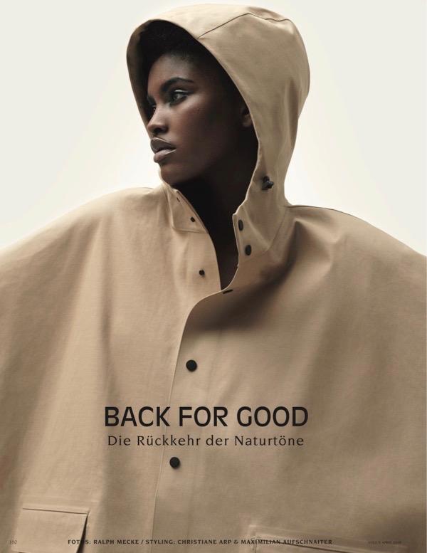 Vogue /w Ralph Mecke / Styling Christiane Arp & Maximilian Aufschnaiter