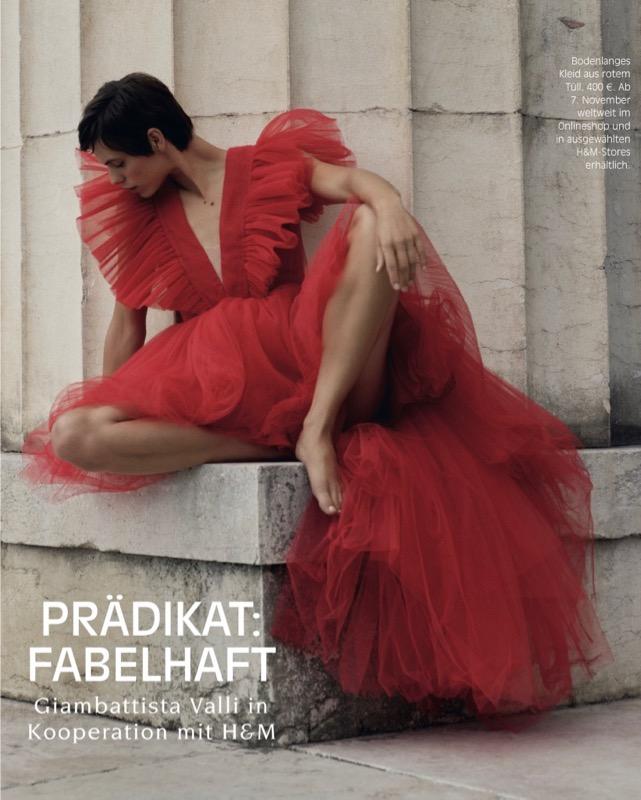 Vogue Germany /w Marius Uhlig