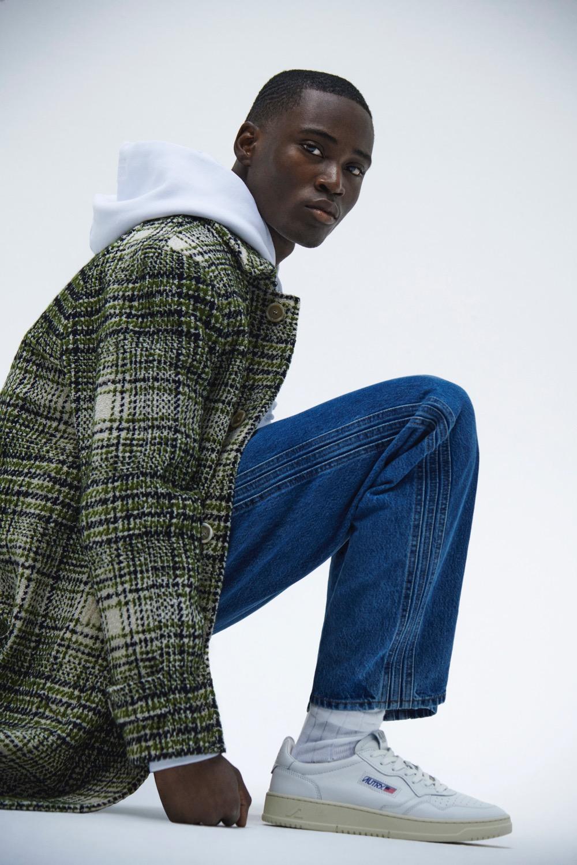 GQ x Stylebop /w Ahmed Chrediy,  Model Edge