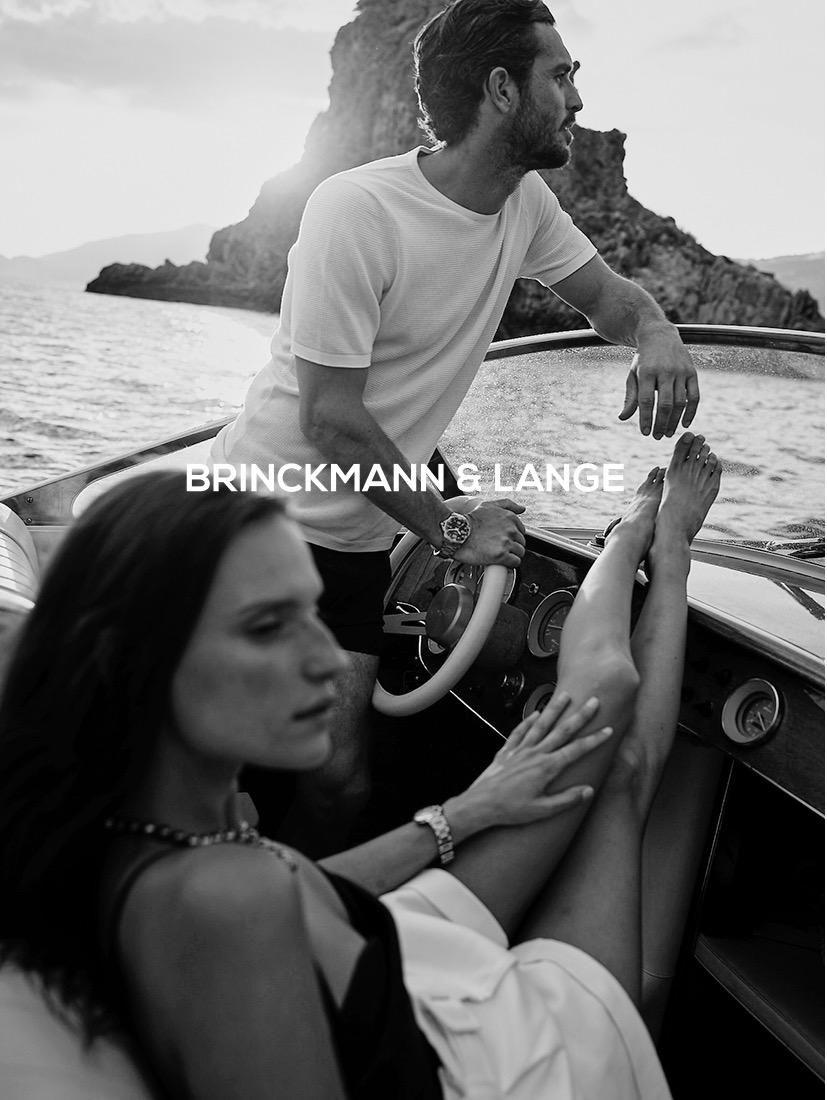 Brinckmann & Lange /w Sonia Szostak