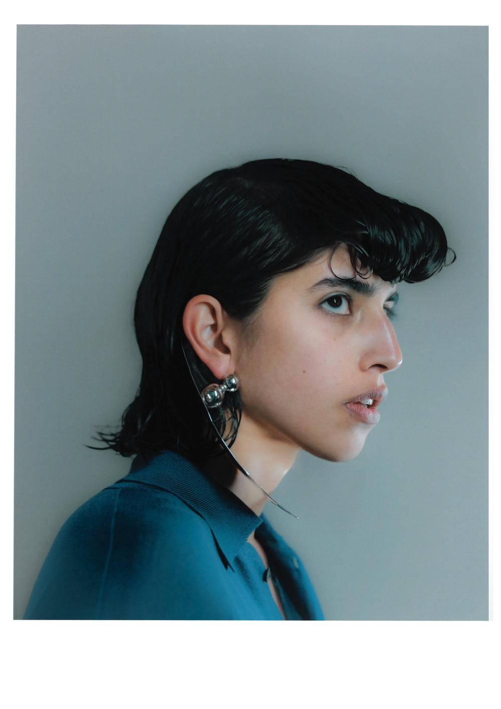 Interview Magazine /w Diana Lange