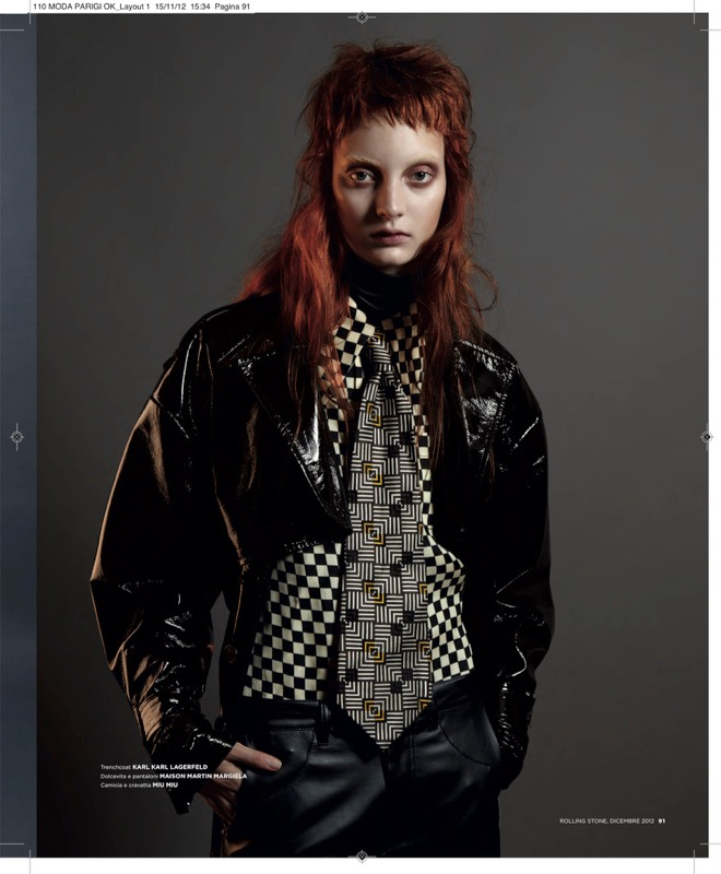 Rolling Stone /w Camilla Armbrust
