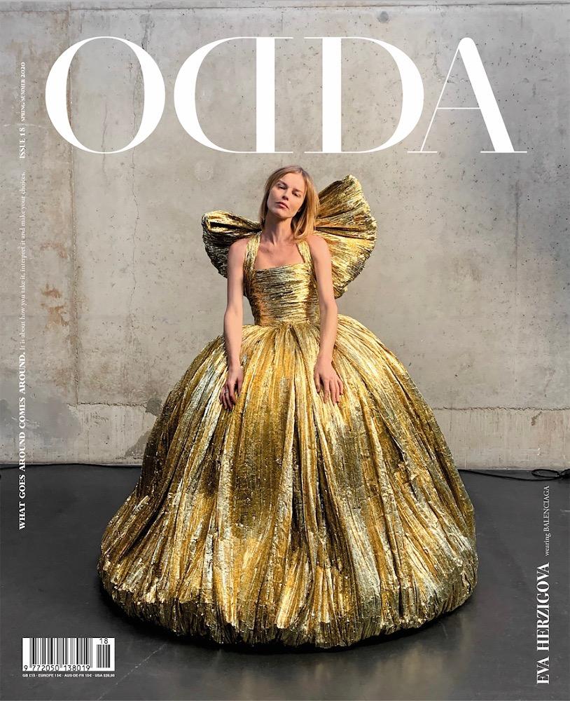 Odda Magazine /w Maximilian Semlinger
