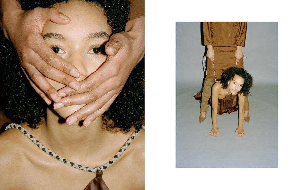 Achtung Mode Magazine /w Eva Baales
