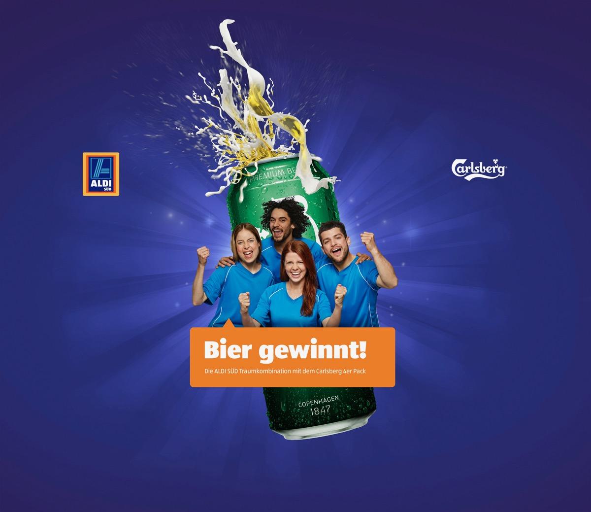 Aldi / Carlsberg
