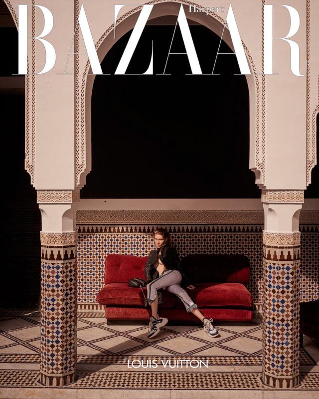 Harpers Bazaar /w Andreas Ortner