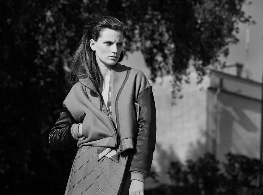Italian Vogue /w Jork Weismann