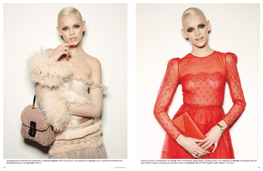 German Vogue / w Thomas Schenk