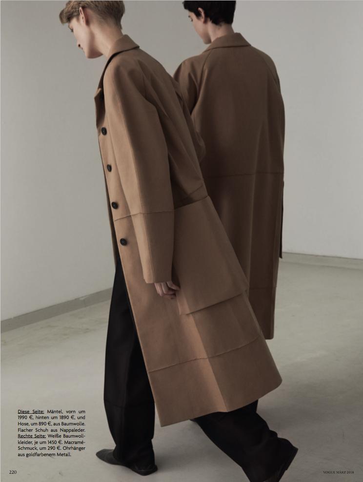 German Vogue /w Stefan Heinrichs