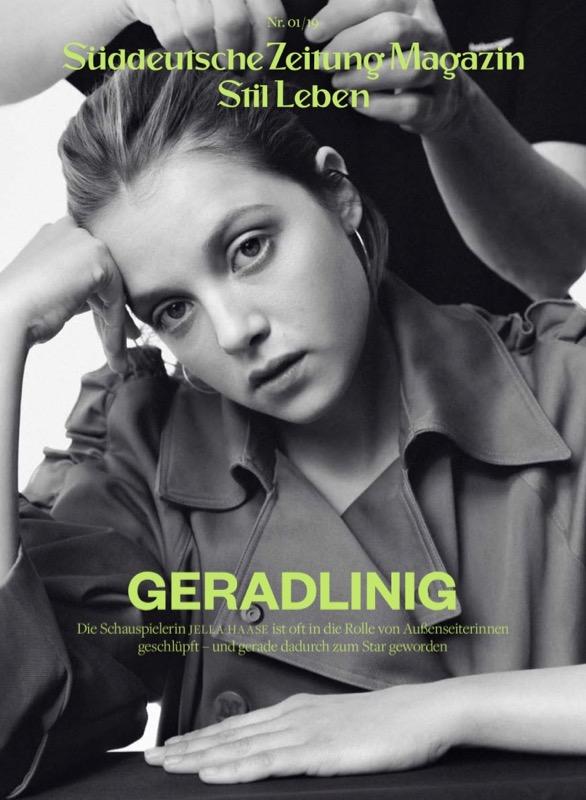 SZ Magazin /w Bennie Julian Gay