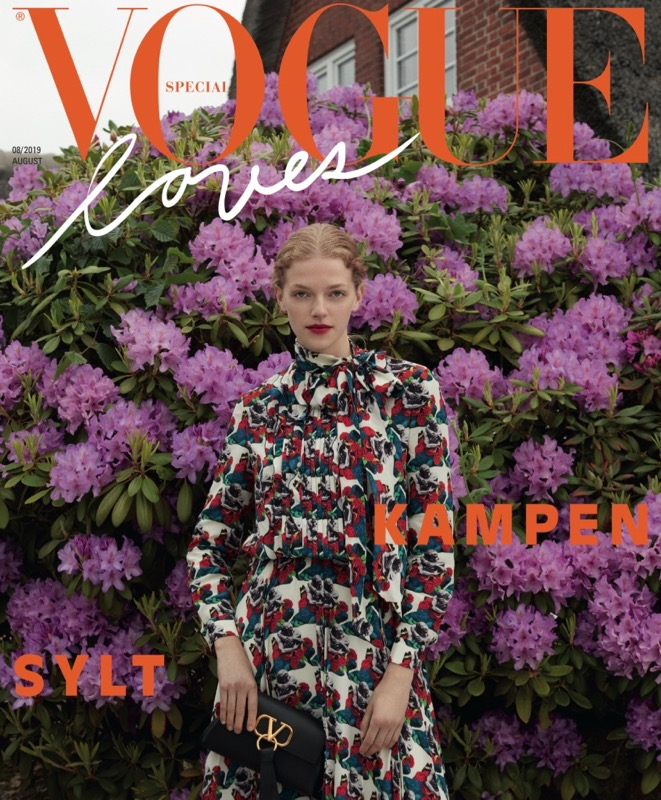 Vogue Germany 'Sylt Stories' /w Ralph Mecke
