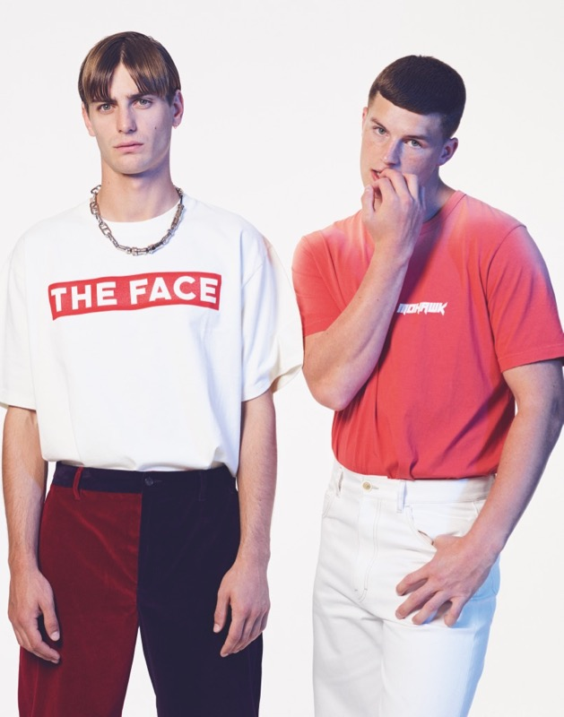 GQ Fashion /w Markus Jans