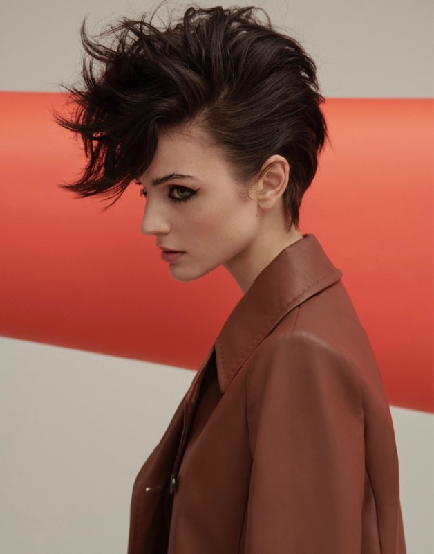 Vogue Portugal w/ Andreas Ortner