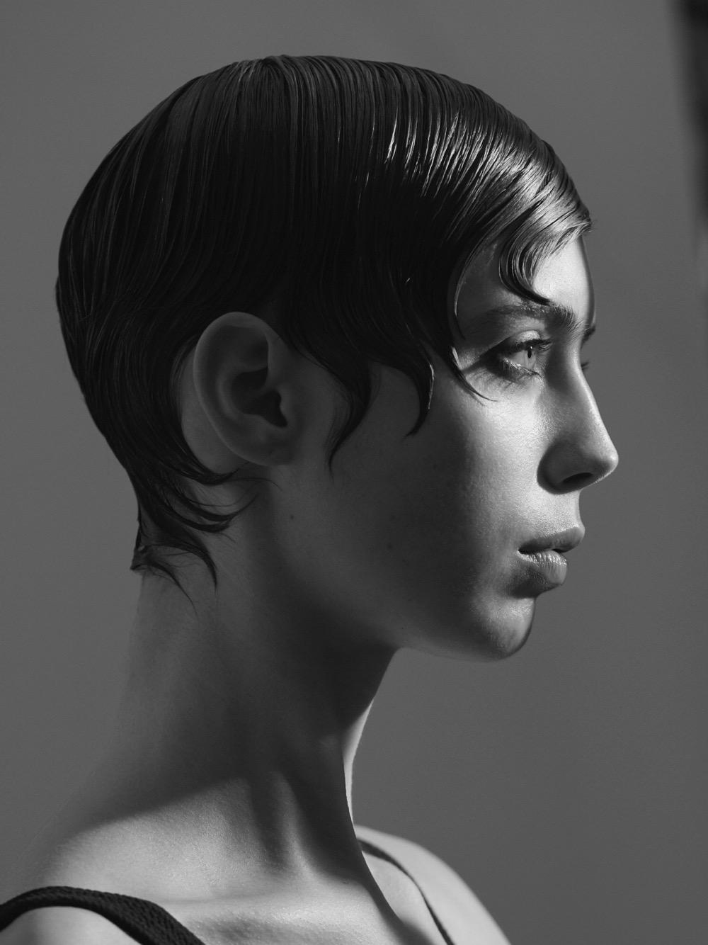 Hair Studies /w Kathrin Makowski