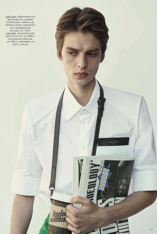 Vogue Germany /w Claudia Knoepfel